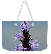 Flowers By The River  Weekender Tote Bag