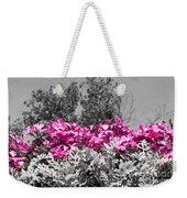 Flowers Dallas Arboretum V17 Weekender Tote Bag
