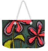 Flowers For Sydney Weekender Tote Bag