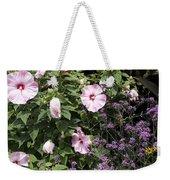 Flowers In A Garden Weekender Tote Bag