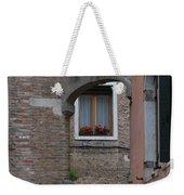 Flowers In A Window Weekender Tote Bag