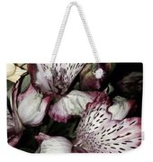 Flowers In Bloom Weekender Tote Bag