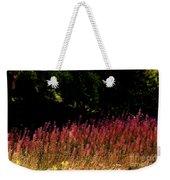 Flowers In The Breeze Weekender Tote Bag