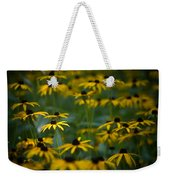 Flowers In The Fields Weekender Tote Bag