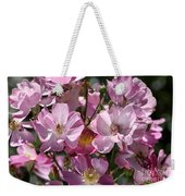 Flowers- Mass Roses Weekender Tote Bag