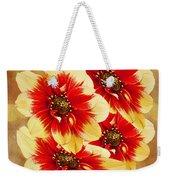 Flowers Of Flowers Weekender Tote Bag