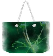 Flowers Whisper 01 Weekender Tote Bag