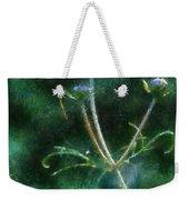 Flowers Whisper 02 Weekender Tote Bag