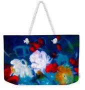 Flowers4 Weekender Tote Bag
