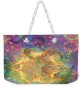 Flowerworks - Square Version Weekender Tote Bag