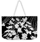 Flowery Flow Weekender Tote Bag