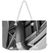 Flowing Duct Weekender Tote Bag