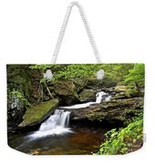 Flowing Falls Weekender Tote Bag