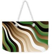 Flowing Graphic Weekender Tote Bag