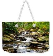 Flowing Stream Weekender Tote Bag