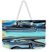 Flowing Tide Weekender Tote Bag