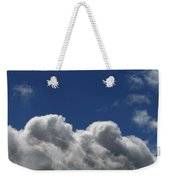 Fluffy Clouds 1 Weekender Tote Bag