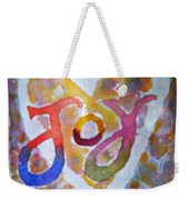 Fluid Joy Weekender Tote Bag