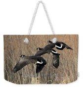 Fluid Migration Weekender Tote Bag
