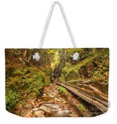 Flume Gorge Landscape Weekender Tote Bag