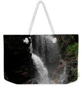 Flume Gorge Waterfall Nh Weekender Tote Bag