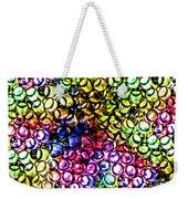 Fluorescent Straws Weekender Tote Bag