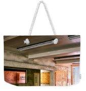 Fluorescent Underground Palm Springs Weekender Tote Bag