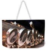 Flute Weekender Tote Bag