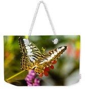 Fluttering Weekender Tote Bag