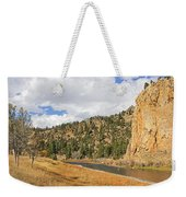 Fly Fishing The Big Hole River Montana Weekender Tote Bag