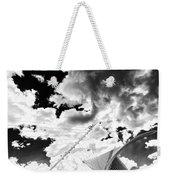 Fly Free Weekender Tote Bag