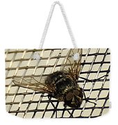 Fly From The Series The Imprint Of Man In Nature Weekender Tote Bag