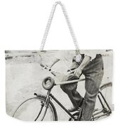 Fly Out Of Town Weekender Tote Bag