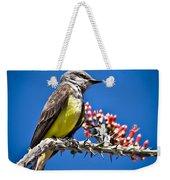 Flycatcher Weekender Tote Bag