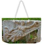 Flying Angel In Ephesus-turkey Weekender Tote Bag