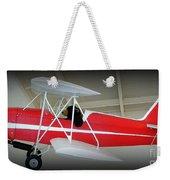 Flying Bear  Weekender Tote Bag