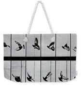 Flying Bird Weekender Tote Bag