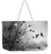 Flying Birds Weekender Tote Bag