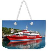 Flying Cat 5 Weekender Tote Bag