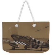 Flying Dutchman Weekender Tote Bag by Wade Meyers