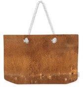 Flying Earth Weekender Tote Bag
