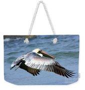 Flying Florida Pelican Weekender Tote Bag