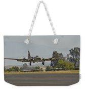 Flying Fortress Weekender Tote Bag