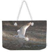 Flying Free Weekender Tote Bag