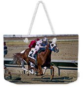 Flying Hooves Weekender Tote Bag