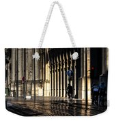 Flying On Rails Weekender Tote Bag