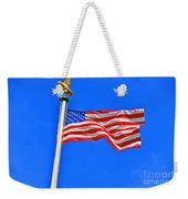 Flying Over  Weekender Tote Bag