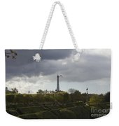 Flying Over The Tuileries Weekender Tote Bag