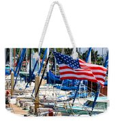 Flying Proud By Diana Sainz Weekender Tote Bag