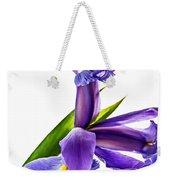 Flying Purple People Pleaser Weekender Tote Bag by Steve Harrington